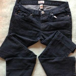 Mudd Dark Wash Skinny Jeans - Size 11